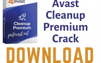 Avast Cleanup Premium 20.1 Crack With Key