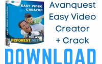 Avanquest Easy Video Creator Crack