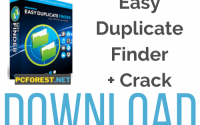 Easy Duplicate Finder Crack