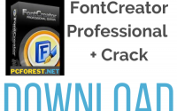 FontCreator Professional Crack