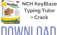 NCH KeyBlaze Typing Tutor Plus Crack