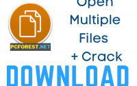 Open Multiple Files Crack