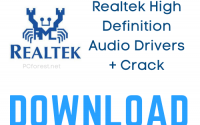 Realtek High Definition Audio Drivers Crack