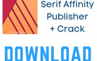 Serif Affinity Publisher License Key