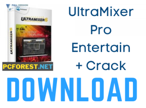 UltraMixer Pro Entertain Crack