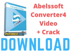 Abelssoft Converter4Video Crack