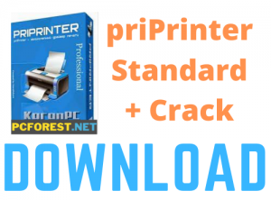 priPrinter Standard Crack